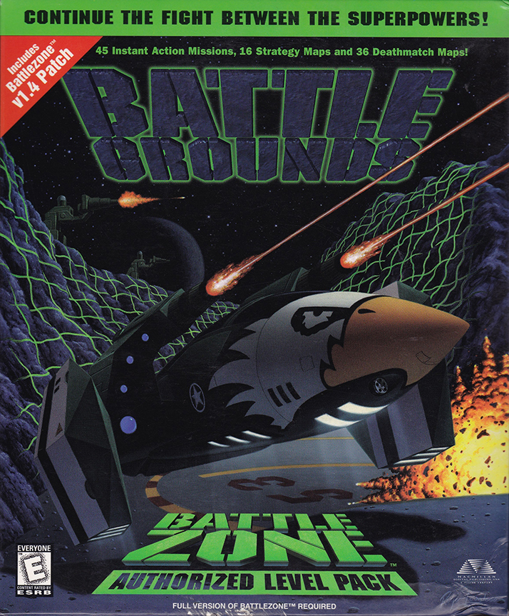Battlezone: Battle Grounds