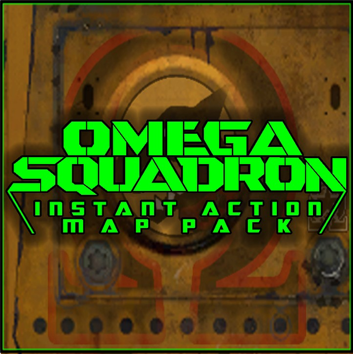 Omega Squadron Instant Action Map Pack