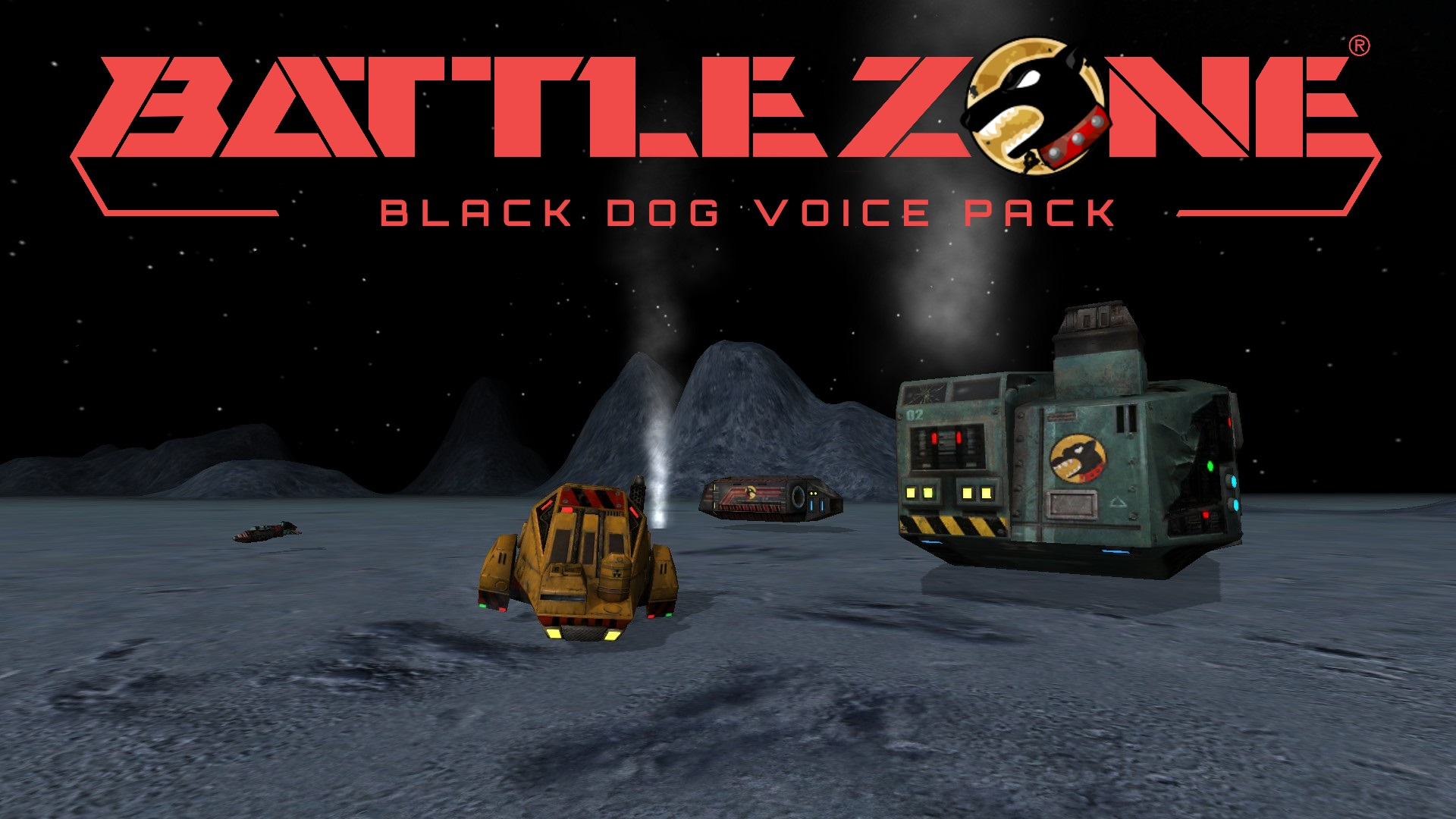 Black Dog Voice Pack